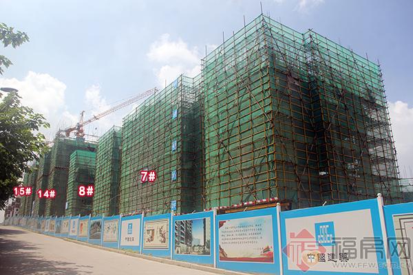 美加南洋壹号总建10万㎡规划16栋楼 出地面多层