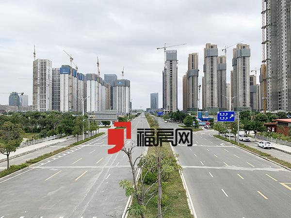 上实海上海:多栋新品待推 二期楼栋开始落架